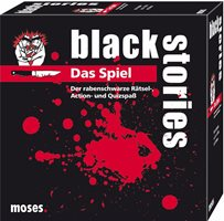 Black-Stories  - Das Spiel, Cover