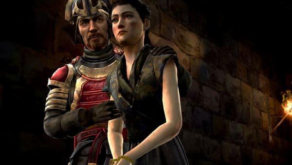 Game of Thrones - Episode 6 - Mira in Gefangenheit