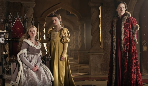 The White Queen - Staffel 1, wichtige Damen