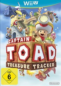 Captain Toad: Treasure Tracker - Cover