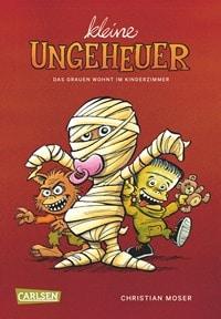 Ausschnitt aus dem Comicbuch Cover