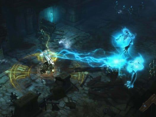Diablo 3 - Kampf