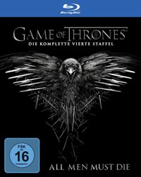 Game of Thrones - Die 4. Staffel - Cover