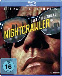 Nightcrawler - Cover