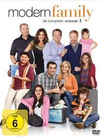 Modern Family - Season 4 - Cover
