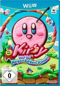 Kirby und der Regenbogen-Pinsel - Cover