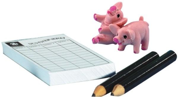 Schweinerei - Spielmaterial