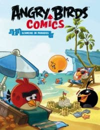 Angry Birds Comics - Cover