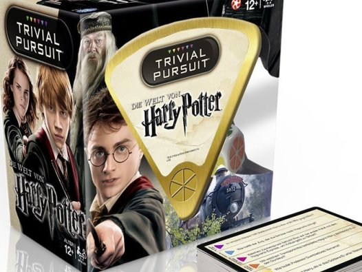 Trivial Pursuit - Harry Potter Sonderedition