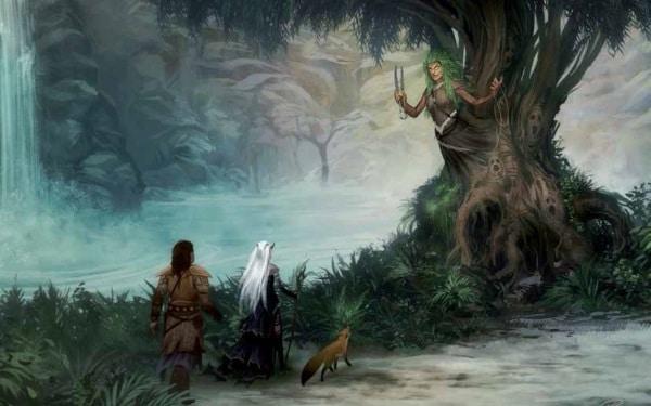 Winterkönigin - Die Rache der Hexenkönigin - Szenenbild