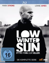 Low Winter Sun - Cover