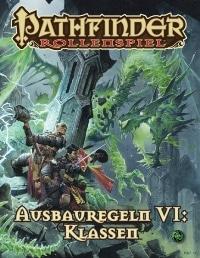 Pathfinder Ausbauregeln VI Klassen - Cover