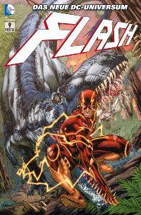 Comic Cover - Flash #9: Die wilde Welt, Rechte bei Panini Comics