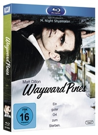 Blu-ray Cover - Wayward Pines - Season 1, Rechte bei Twentieth Century Fox Home Entertainment