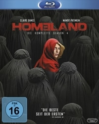 Homeland Season 4 - Cover