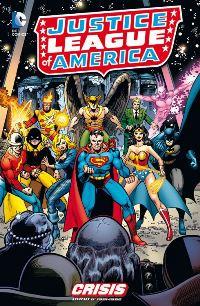 Comic Cover - Justice League of America: Crisis #6, Rechte bei Panini Comics