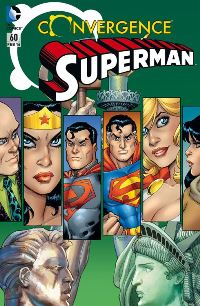 Comic Cover - Superman Sonderband #60: Convergence, Rechte bei Panini Comics