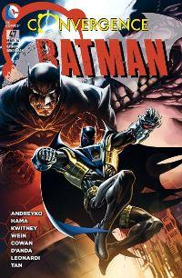Comic Cover - Batman Sonderband #47: Convergence, Rechte bei Panini Comics