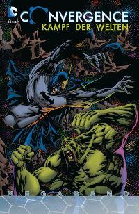 Comic Cover - Convergence Megaband #1, Rechte bei Panini Comics