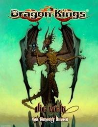 Cover - Dragon Kings – Die Welt, Rechte bei Ulisses Spiele