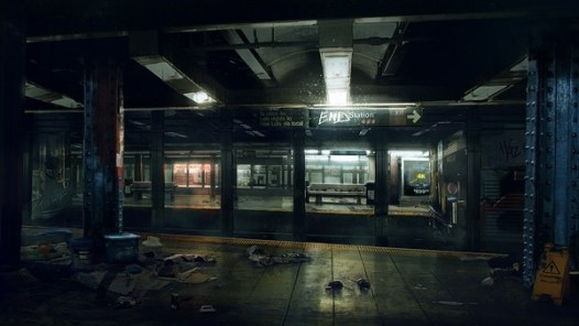 End Station - Tom Clancy's The Division, Rechte bei Ubisoft