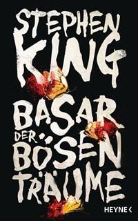 Cover - Basar der boesen Traeume von Stephen King, Rechte bei Heyne