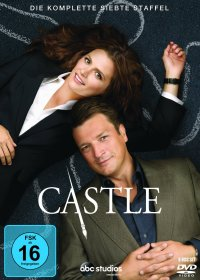 Castle - Staffel 7 - Cover