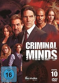 Criminal Minds - Staffel 10 - Cover