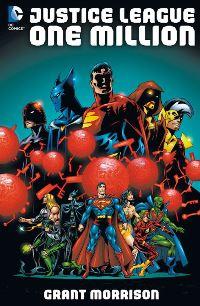 Comic Cover - Justice League One Million #1, Rechte bei Panini Comics