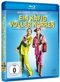 Blu-ray Cover - Ein Käfig voller Narren, Rechte bei Twentieth Century Fox