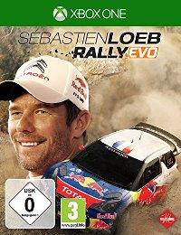 Xbox One - Cover Sébastien Loeb Rally EVO, Rechte bei Bandai Namco