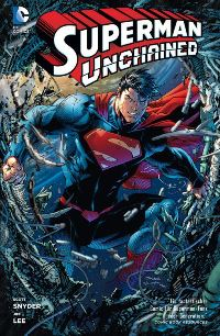 Comic Cover - Superman Unchained, Rechte bei Panini Comics