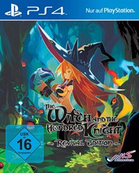 PlayStation 4 Cover - The Witch and the Hundred Knight - Revival Edition, Rechte bei NIS America