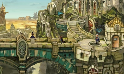 Bravely Second End Layer - alle Rechte bei Nintendo