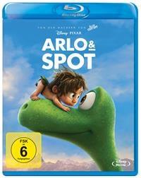 Arlo & Spot , Rechte bei Disney / Pixar 2016
