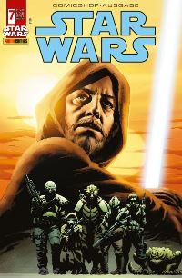 Variant Cover - Star Wars #7: Showdown auf dem Schmugglermond, Rechte bei Panini Comics