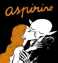 Comic Cover - Aspirine, Rechte bei avant-verlag