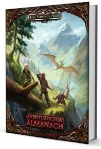 Cover - Aventurischer Almanach, Rechte bei Ulisses Spiele
