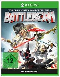 Xbox One Cover - Battleborn, Rechte bei 2K