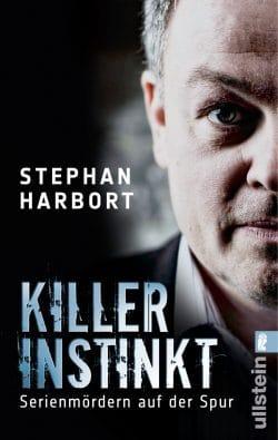 Buch Cover - Killerinstinkt: Serienmördern auf der Spur, Rechte bei Ullstein