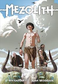 Comic Cover - Mezolith #1, Rechte bei Cross Cult