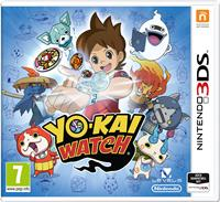 3DS Cover - Yo-kai Watch, Rechte bei Nintendo