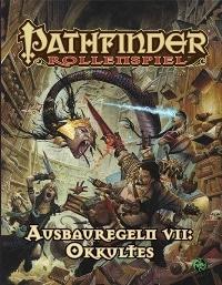 Regelwerk Cover - Pathfinder Ausbauregeln VII: Okkultes, Rechte bei Ulisses Spiele