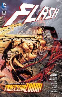 Comic Cover - Flash #10: Sünden des Vaters, Rechte bei Panini Comics