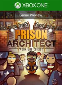 Xbox One Cover - Prison Architect: Xbox One Edition, Rechte bei Double Eleven