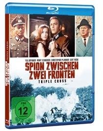 Blu-ray Cover - Spion zwischen zwei Fronten, Rechte bei Studio Hamburg