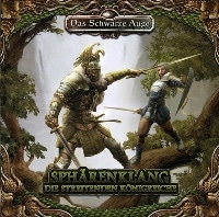 Audio CD Cover - Sphärenklang - Die Streitenden Königreiche, Rechte bei Ulisses Spiele
