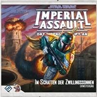 Schachtel Cover - Star Wars: Imperial Assault – Im Schatten der Zwillingssonnen, Rechte bei Heidelberger Spieleverlag