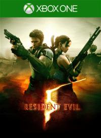 Xbox One Cover - Resident Evil 5, Rechte bei Capcom