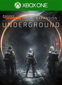 Xbox One Cover - Tom Clancy's The Division Erweiterung 1: Untergrund, Rechte bei Ubisoft